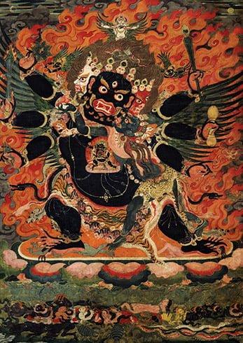 Yamantaka Healing Ritual: 12. Juli 2019