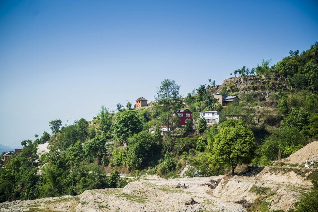 Planung 2018: Mülltrennungsinitiative im Dorf Suntakhan