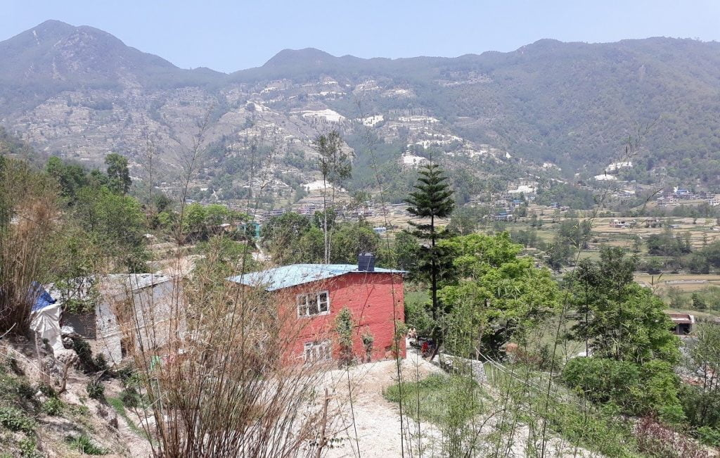 Akasha Academy Volunteer House & Office