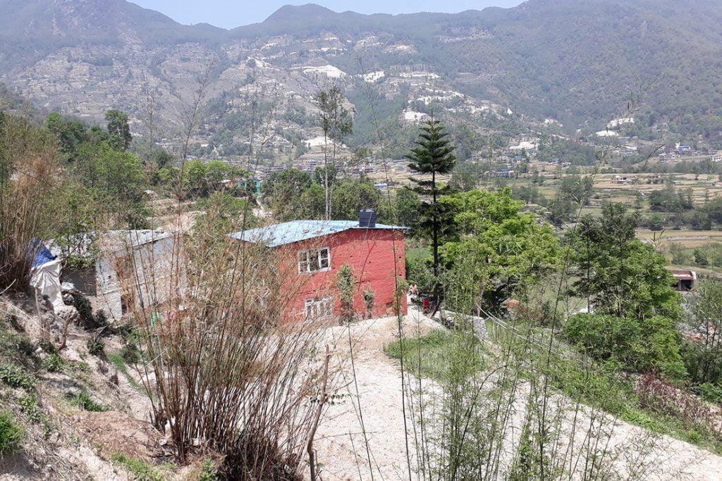 Akasha Academy Volunteer House & Office