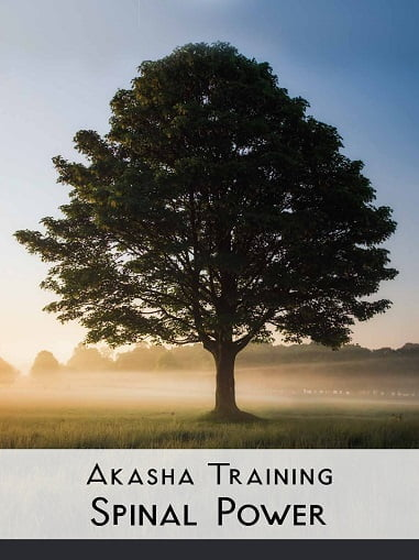 Akasha Workshop – Spinal Power: 22/23 March 2019
