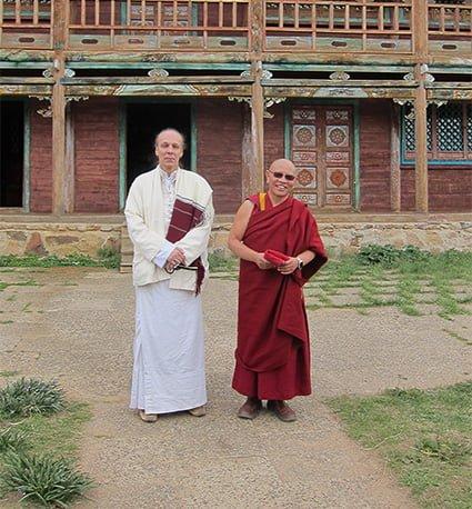 Zusammenarbeit mit Jado Rinpoche – TK Rinpoches Reise in die Mongolei
