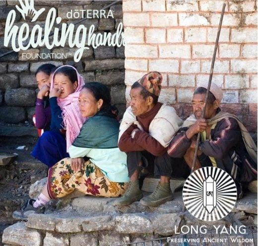 #hopefornepal Kampagne - Covid-19 Hilfe für Nepal