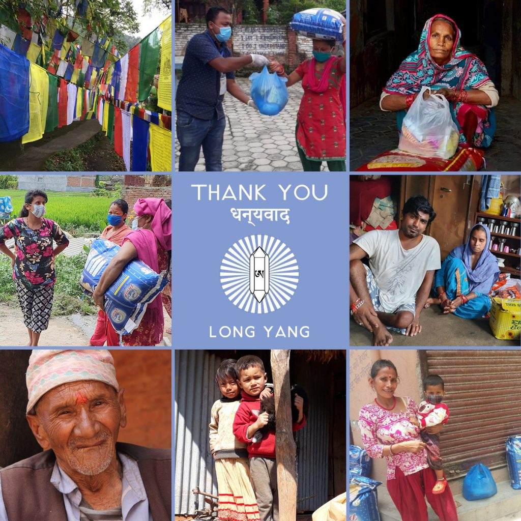 More #HopeforNepal: We made it and thank you!