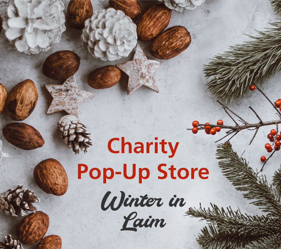 Charity Pop-Up Store